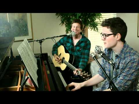 Katy Perry  - Firework - Tyler Ward and Alex Goot (Acoustic Cover)
