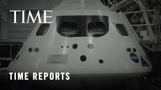 NASA's Future Includes The Moon, Mars And More | TIME