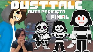 All clip of dusttale pacifist | BHCLIP COM