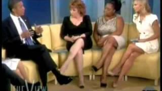 Obama spricht über Reptilisches (engl. Version)