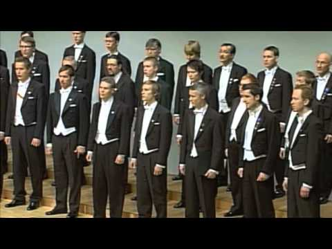 YL Male Voice Choir -- Sydämeni ääni -- Live at Nikkei Hall, Tokyo, November 14th 2007