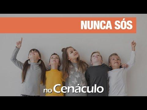 Nunca sós | no Cenáculo 09/08/2019