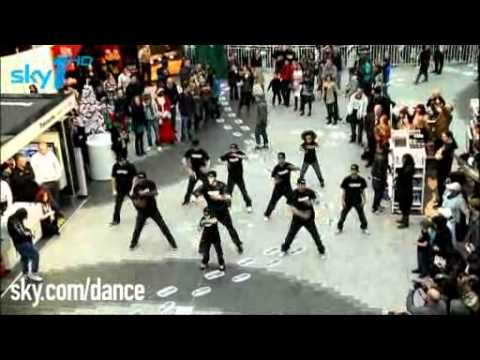 Got To Dance: Amazing Diversity Flash Mob video