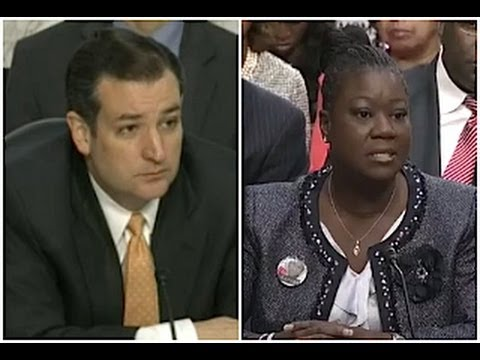 Ted Cruz Tells Trayvon's Mother Why Stand Your Ground Laws Can't Possibly Be 'Racist'