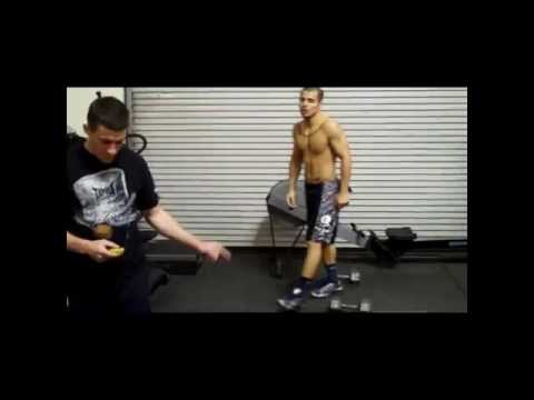 Tabata Circuit Training For MMA