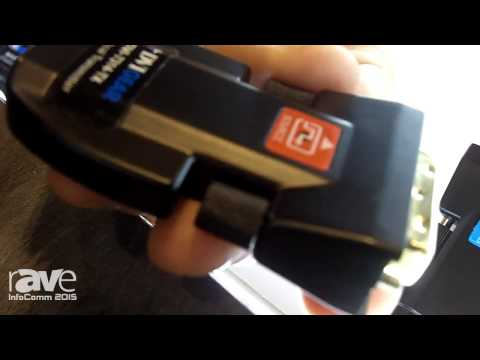 InfoComm 2015: DVIGear Shows DVI-7314 Fiber Optic Extenders