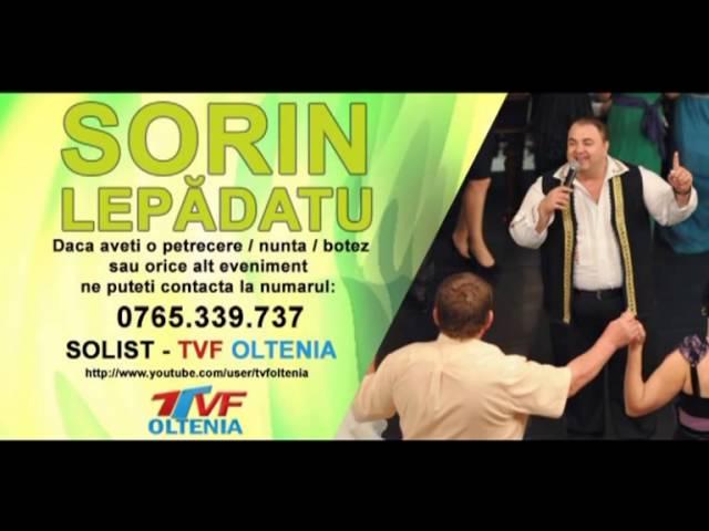 Sorin LEPADATU - De jos am pornit in sus - Oficial audio - Hit 2013
