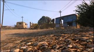 GTA V: Trailer Escape