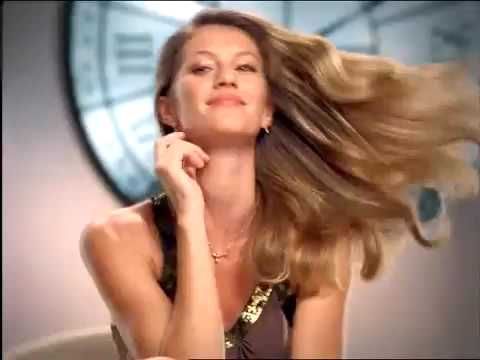 Gisele Bundchen for Pantene