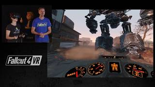 An Intro to Fallout 4 VR on HTC Vive