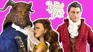 DISNEY TOY OPENING | Belle, Beast & Gaston | Beauty & The Beast | Wildbrain Toy Club - Fun For Kids!