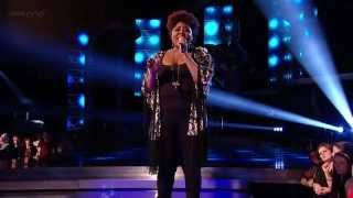 RUTH BROWN & LEANNE MITCHELL PERFORM- THE VOICE UK
