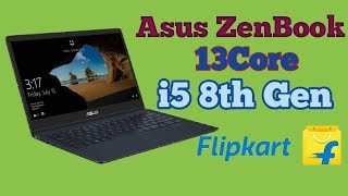 Asus ZenBook 13 Core i5 8th Gen || UX331UAL-EG002T Thin and Light Laptop 🔥🔥