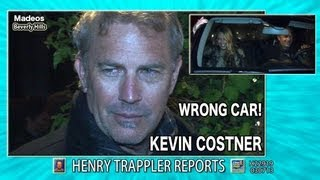 KEVIN COSTNER GETS WRONG SUV H2919