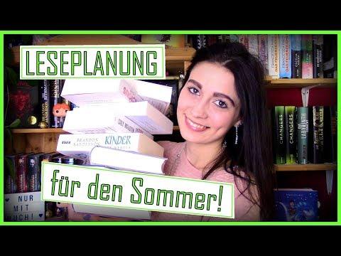 SOMMER - LESELISTE 2018 // Meine neue Leseplanung