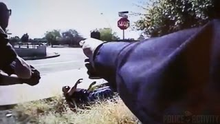 Bodycam Videos Shows Tucson Officer-Involved Shooting