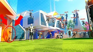 """I WAS HIDING FROM ALL 17 OF THEM IN A WALL ON NUKETOWN!?!?! """"FINDING NOGAME"""" EP.53"""