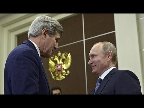 Sanctions mentioned in positive talks between the US and Russia in Sochi