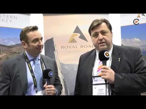 Royal Road Minerals CEO Interview at PDAC 2015