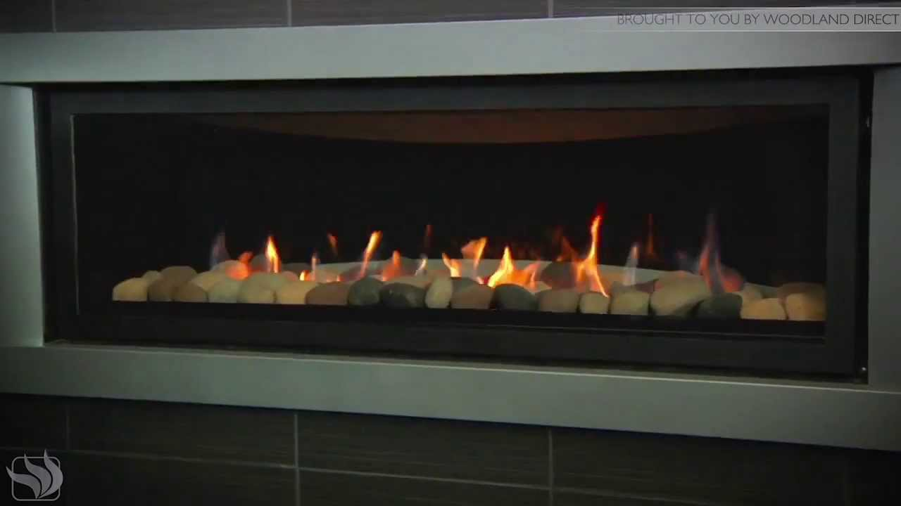 Napoleon Lhd50 Direct Vent Gas Fireplace Youtube