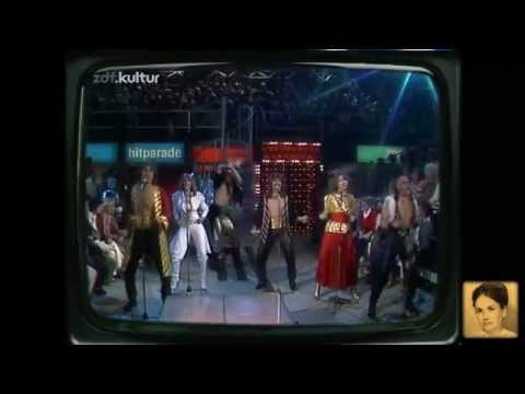 Dschinghis Khan Dschinghis Khan (ZDF Hitparade Live) retronew