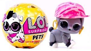 LOL Surprise Confetti POP Series 3 Unboxing Under Wraps Toy Dolls Bunny Hun