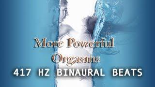 Sexual Power Enhancement 417 Hz Binaural Beats Solfeggio Water Music