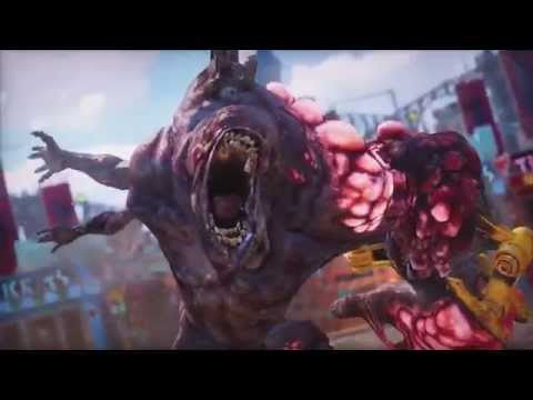 Sunset Overdrive - Трейлер E3 2014