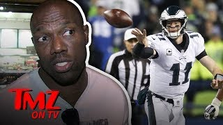 T.O. Still Believes In The Eagles! | TMZ TV