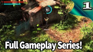 Building Shelter,Crafting,Surviving   Last Day On Earth Survival Gameplay Walkthrough Part 1