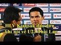 Nhật Bản: U23 Việt Nam ở đẳng cấp cao-U23 Thái Lan khiến Kiatisak khóc ròng thumbnail