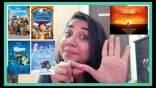 Animated Movies That You HAVE To Watch!! | RealTalkTuesday | MostlySane