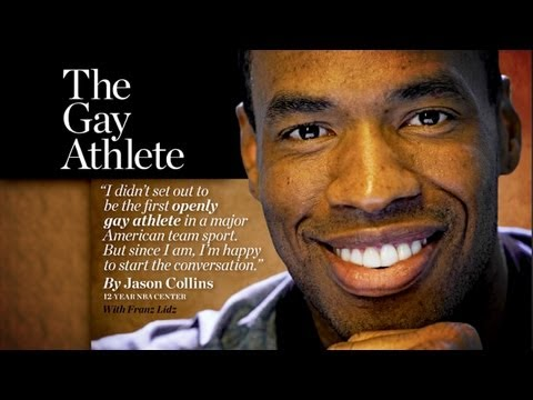 Jason Collins Comes Out As Gay