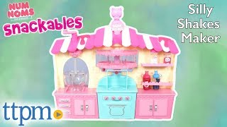 Num Noms Snackables Silly Shakes Maker from MGA Entertainment