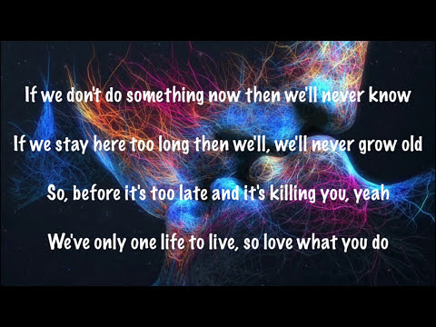 The Script - It's Not Right For You (Lyrics)