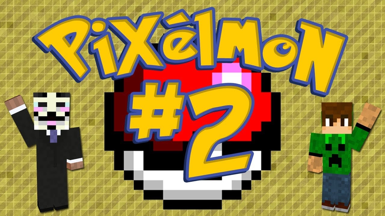 how to make a pokemon minecraft server