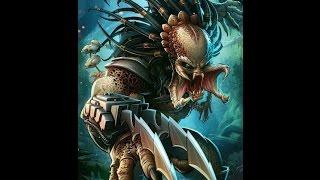 Predator (Warrior) - Klassic Tower (Very Hard) - No Rounds/Matches Lost