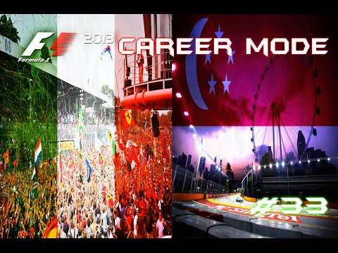 F1 2013   Career Mode  Episode 33   Italy   Singapore  A Mixed Bag  S3