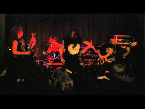 Accursed Creation - Arcane Divide Live @ Mavericks March 6th, 2012
