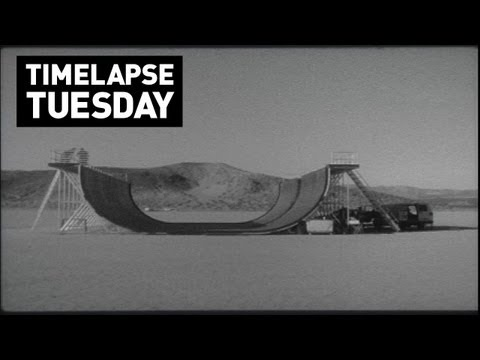 Timelapse Tuesday: Desert Folk