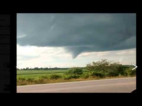 Funnel Between Lisbon and Bowdoinham