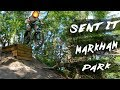 Markham Park Mountain Bike Trails: Riding Tour