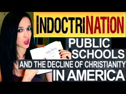 Christian Religious IndoctriNATION = INSANITY!