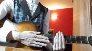 Tutorial chitară: Dacă ploaia s-ar opri (Cargo)
