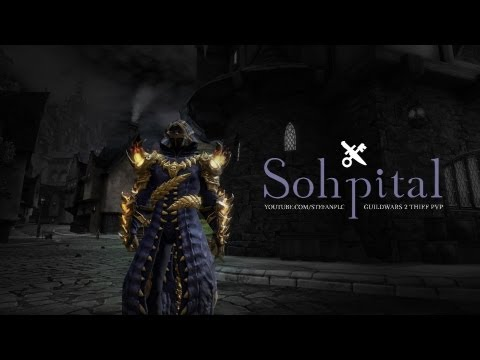 Sohpital 1 - Condition Thief WvWvW - D/D SB