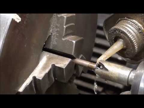 MACHINE SHOP TIPS #121 THREE WAYS TO A RADIUS-Atlas Lathe-Part 1 tubalcain