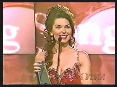 Shania Twain on CCMA 1995: Part 1