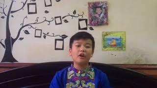 Đinh Hảo- SBD 05 Đồ rê mí Lạng Sơn 2017