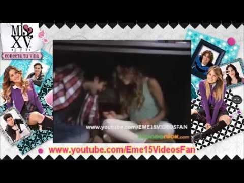 MissXV - Casi Beso de Valentina y Niko [Capitulo 92]