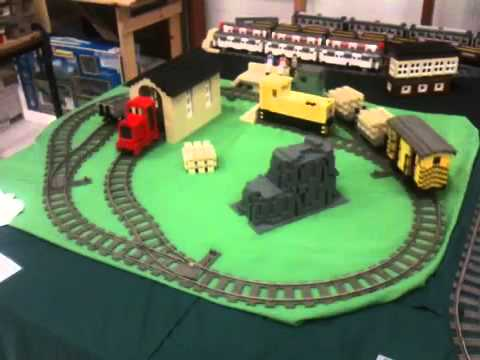 Lego Narrow Gauge Steam Train Lego Narrow Gauge Layout